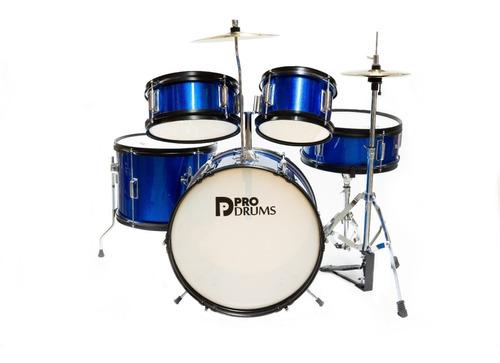 Batería Junior Pro Drums Prd03-bl
