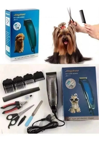 Maquina De Cortar Pelo Para Mascotas Profesional Animal