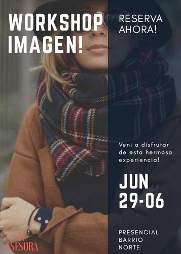 Workshop Imagen Personal Online- Tu Asesora