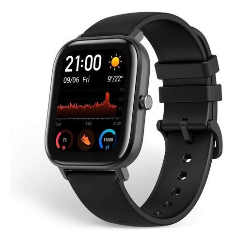 Xiaomi Amazfit Gts Smartwatch Gps Amoled Cardio Running *