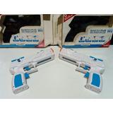 Pistola / Arma Para Nintendo Wii (dreamgear) Quick Shot Plus
