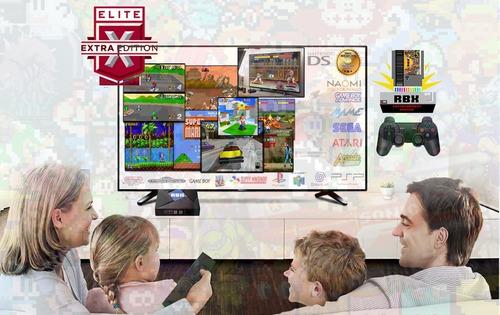 Consola Retro Rbx Elite