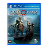 God Of War (2018) Standard Edition Sony Ps4 Físico