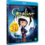 Blu-ray Coraline E O Mundo Secreto 2d E 3d  Lacrado Original