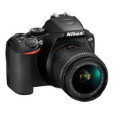 Nikon D3500 Dslr Color  Negro