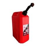 Bidón De 20 Litros Para Gasolina De Cierre Automático