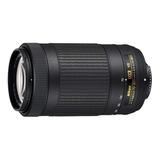 Lente Nikon 70-300mm F/4.5-6.3g Dx Vr