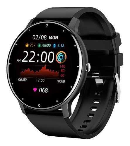 Zl02 Reloj Inteligente Smartwatch Deporte Act Cardiaca