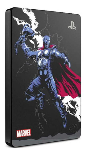 Disco Duro Seagate Game Drive Para Ps4 2tb Edicion Thor