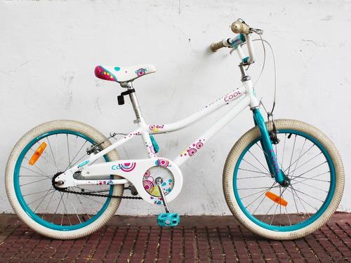 Bicicleta Rodado 20 Bmx Aluminio Impecable // Richard Bikes
