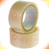 Cinta Embalaje Transparente Adhesiva 48mm X 100 Caja X 36u