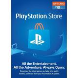Playstation Psn Store Gift Card Ps4 Usd 10 Region Usa