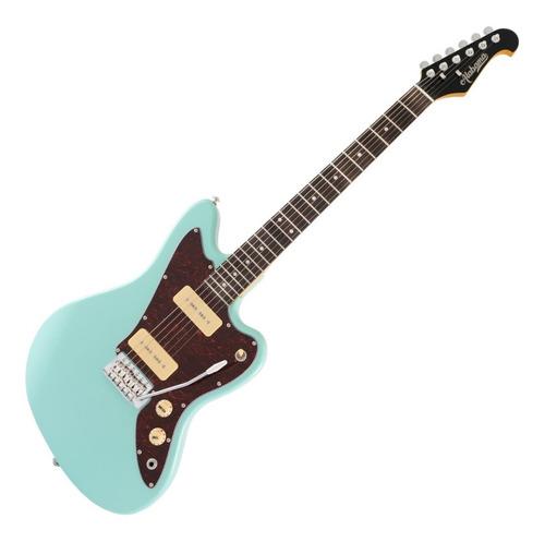 Guitarra Electrica Alabama Jazzmaster Jm-302-sg Caja Cerrada