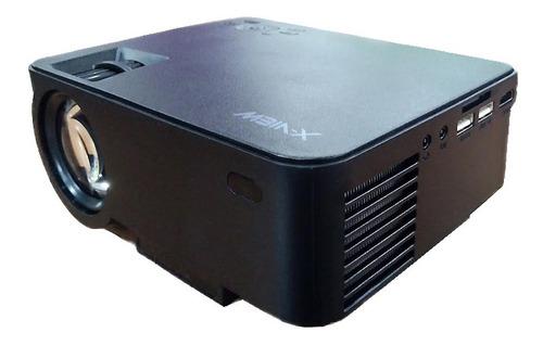 X-view Pjx300a Proyector 1000 Lumenes Remoto Vga Usb Hdmi