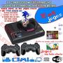 Mega Drive Mini Completo 32gb  Jogos Controle Super Nintendo Original