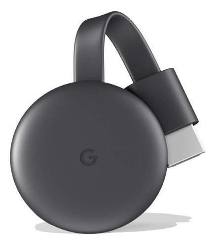 Google Chromecast 3 1080p 2.4/5ghz Streaming Sin Fuente