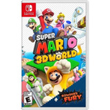 Super Mario 3d World + Bowser's Fury Nintendo Switch Físico