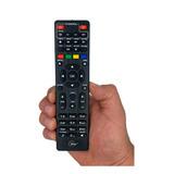Control Remoto Star Tv Decodificador + Pilas Gratis