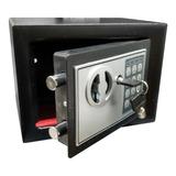Caja Fuerte Digital Electronica Teclado 230x170x170mm