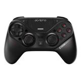 Control Joystick Inalámbrico Astro Gaming C40 Tr Negro