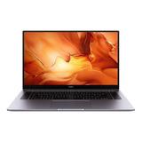 Ultrabook Huawei Matebook D16 Space Gray 16.1 , Amd Ryzen 5 4600h  16gb De Ram 512gb Ssd, Amd Radeon Rx Vega 6 60 Hz 1920x1080px Windows 10 Home