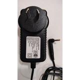 Cargador Tablet Pin Fino 12v-2a 220v Exo Smart E15 E17 E21