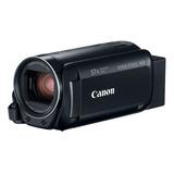 Cámara De Video Semiprofesional Canon Vixia Hf R800 Full Hd  1960c002aa Ntsc Negra