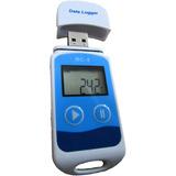 Registro De Temperatura Datalogger Rc-5 Usb Certificado