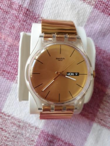 Reloj Swatch Suak702a Mujer