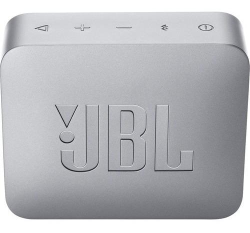 Parlante Bluetooth Jbl Go 2 3w Original Resistente Agua