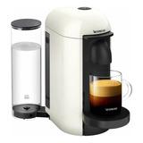 Cafetera Nespresso Vertuoplus Gcb2 Automática Blanca Para Cápsulas Monodosis 120v