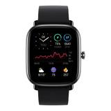 Smartwatch Amazfit Fashion Gts 2 Mini 1.55  Caja De  Aleación De Aluminio Malla  Midnight Black De  Silicona A2018