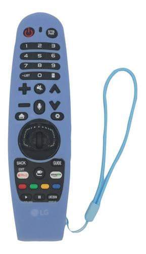 Forro Funda Protector Silicona Control Tv LG Magic An-mr