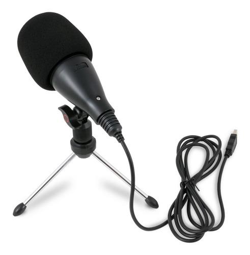 Microfone Arcano Nabuc Usb Podcast Broadcast Vocal Youtube