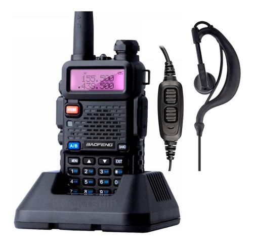 Oferta! Radio Baofeng Uv-5r Uhf Vhf Walkie Talkie Uv5r
