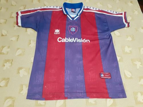 Camiseta San Lorenzo De Almagro .año 1999