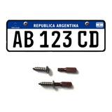 Tuercas Antirrobo Para Auto Tornillo Patente Local V. Crespo