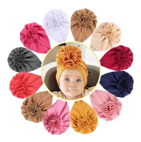 Promoción Gorritos Para Bebé Niña Turbante Headwrap