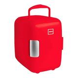 Refrigerador Frigobar Rca Rc-4w Rojo 4l 12v