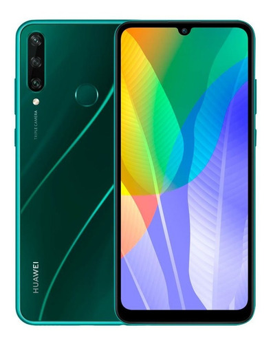 Huawei Y6p 2020 6.3' 64gb 3gb Triple Cám App Gallery Loi