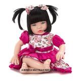 Boneca Bebe Reborn Barato Barata Super Promoção Baby Kiss