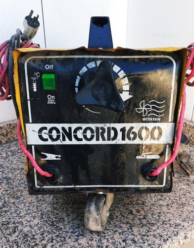 Soldadora Concord  1600