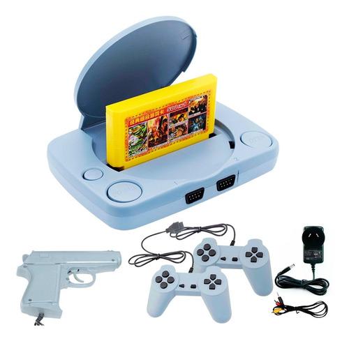 Consola De Video Juegos 8 Bit Family Game Retro +  Juegos