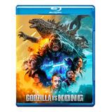 Godzilla Vs Kong Pelicula En Bluray