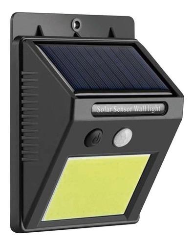 Foco Solar 48 Led Con Sensor De Movimiento Exterior