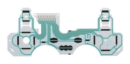 Flex Membrana Control Ps3 Original Marca Alps