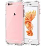 Forro Rígido Transparente Para iPhone