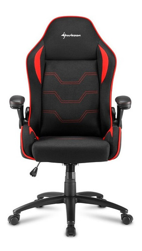 Silla Gamer Sharkoon Elbrus Gaming Bk/rd
