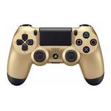 Joystick Inalámbrico Sony Playstation Dualshock 4 Gold