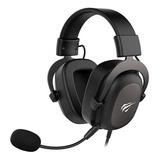 Headset Gamer Havit H2002d Black